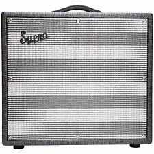 "Supro 1695T Black Magick 25-Watt 1x12"" Jimmy Page 2-Channel Combo Guitar Amp"