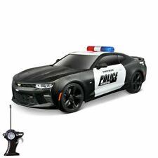 1:14 Rc Chevrolet Camaro SS Police Car Maisto