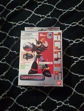 Rockman 8 Mega Armor Kits  Forte complete - Bandai Mega Man bass 1998