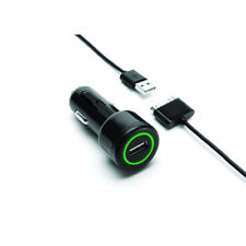 Griffin PowerJolt Car Charger 2.1 Amp Fast for iPad 2, iPhone 4 30 Pin MFI