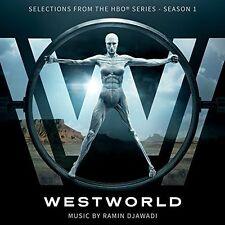DJAWADI,RAMIN-WESTWORLD: SEASON 1  VINYL LP NEW