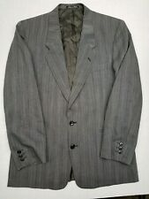 Giorgio Armani Bloomingdale's Gray Suit Coat Blazer 40R
