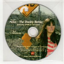 (GI590) Niko Feat. Q-Ball & Curt Cazal, The Daddy Remix - DJ CD