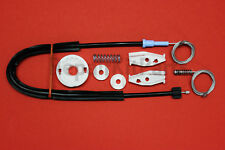VW Beetle Convertible Window Regulator Repair Kit Rear Right 1Y0898292  2003-10