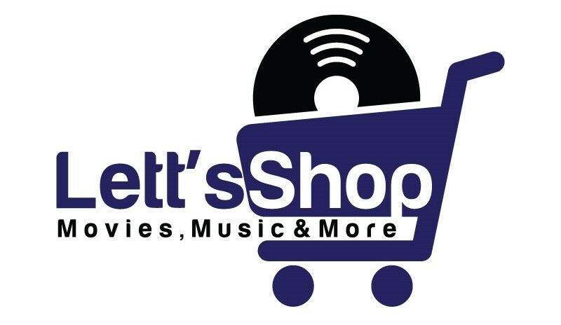 Lett's Shop Movies, Music & More