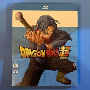 Dragon Ball Super Part Four Blu ray 2 Disc Set 2018 NEW Sealed episodes 40 to 52
