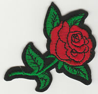 Rose Rosen Aufnäher Patch Roses 122
