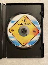 Grind (DVD, 2004) Very Good Cond. No Artwork
