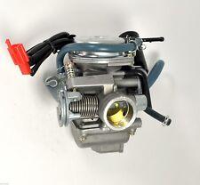 24mm Carburetor for GY6 125cc-150cc Engines ATV Go Kart Moped Scooter Carb