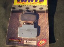White Brothers W407,Dunlopad DP407 Standard Sintered Brake Pads for Yam see apps