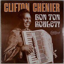 CLIFTON CHENIER: Bon Ton Roulet! SEALED Arhoolie Zydeco Blues LP Vinyl