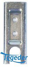 Gegenstück Gegenhalter Bordwand Halteteil z.B Humbaur zum Nieten oder Schrauben