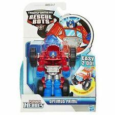 Transformers Rescue Bots Optimus Prime Playskool Heroes