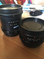 Mamiya Extension Tubes No.2, 82mm  & No. 1, 45mm.