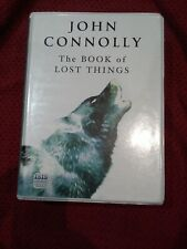 John Connolly 9 Cassette Audio Book THE BOOK OF LOST THINGS