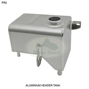 LAND ROVER RADIATOR EXPANSION TANK DISCOVERY RR CLASSIC DEFENDER PCF101590 PR2