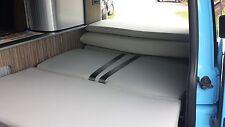 VW T5 RIB Bed Memory Foam Mattress Topper Camper Van T5 T4 T3 T25 Westfalia