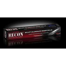 RECON 264121DGBK Dodge RAM 02-13 Black Emblems Illuminated door sill