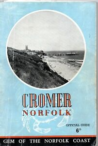 """""""Cromer, Official Guide"""" published by U.D.C., 1950's"""