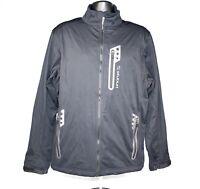 STUBURT Mens Size XL Sport Lite Pro Waterproof Golf Jacket Black SBJKT530