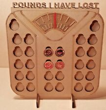 WEIGHING SCALES WEIGHT LOSS CHART /  TRACKER - SLIMMING WORLD WEIGHT WATCHERS