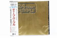 DEEP PURPLE 24 CARAT BLACK NIGHT CD Warner-Bros Japan Free Shipping