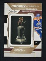 2020-21 O-Pee-Chee OPC Patches Ted Lindsay Award #P-35 Wayne Gretzky