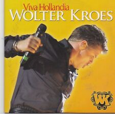 Wolter Kroes-Viva Hollandia cd single
