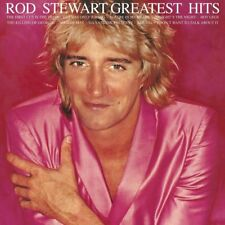 Rod Stewart GREATEST HITS Best Of LIMITED Back To The 80s NEW COLORED VINYL LP