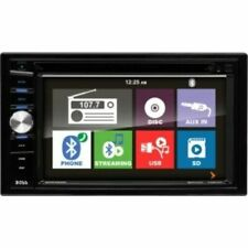 Boss Audio BV9366B Double DIN DVD/CD/USB/SD Player 6.2inch Touchscreen Bluetooth