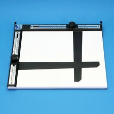 "LPL 503A 26x30cm / 10x12"" 2-Blade Adjustable Darkroom Easel w/ Turning Knobs"