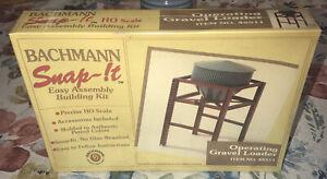 Bachmann 45511 Snap It Model Kit Operating Gravel Loader NIP