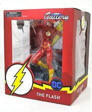 DIAMOND SELECT TOYS DC Gallery: The Flash PVC Figure Damaged Packaging