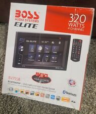 New listing Boss Audio Bv755B Car Dvd Player