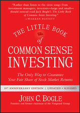 The Little Book of Common Sense Investing, John C. Bogle