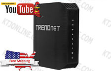 TRENDnet Wireless N600 Concurrent Dual Band Gigabit Router, TEW-752DRU