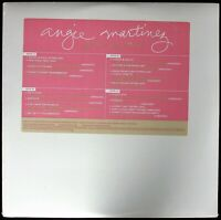 "ANGIE MARTINEZ ""UP CLOSE AND PERSONAL"" 2001 2X VINYL LP ALBUM 19 TRKS *SEALED*"