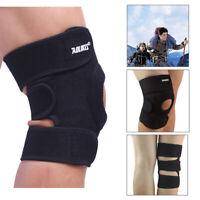 Adjustable Support Knee Open Patella Compression Brace Wrap Men Women Knee Brace