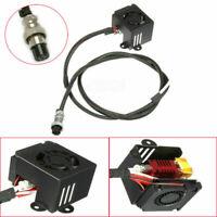 0.4mm Nozzle MK8 Extruder Düse Hot End Kit für Creality CR-10 S4 S5 3D Drucker