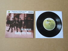 "THE BEATLES Baby It's You EMI APPLE 7"" MONO E.P. ORIGINAL 1995 UK PRESSING R6406"