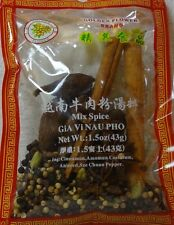 MIXED SPICES GIA VI NAU PHO SPECIAL SPICE FOR VIETNAMESE FAMOUS RICE NOODLE