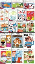 Explode the Code SET-- Books A, B,C,& Bks 1-8, & Bks1 1/2-6 1/2 &  5 answer keys
