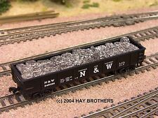 Hay Brothers - BALED SCRAP ALUMINUM LOAD - fits ATLAS & Bachmann 42 foot Gons
