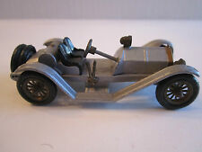 LESNEY 1913 MERCER RACEABOUT - NO. 7  - DIECAST - MODELS OF YESTERYEAR - TUB CCC
