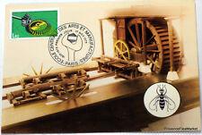 FRANCE ECOLE CENTRALE ARTS MANUFACTURES CPA Carte Postale Maximum  yt 2066