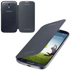 NUOVO originale Samsung FLIP Case Galaxy S4 GT I9505 ORIGINALE SMARTPHONE BOOK COVER