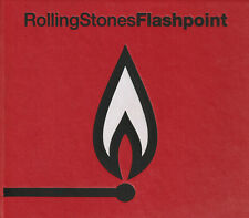 Rolling Stones - Flashpoint + Collectibles - 2CD