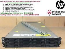 HP DL180 G6 2x L5630 4-Core 32GB P410/256MB 2x750W PSU 12LFF Rail Kit