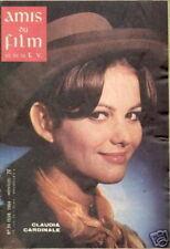 AMIS DU FILM ET DE LA TV 094 (2/64) CLAUDIA CARDINALE MEURISSE PRESLEY CAYATTE