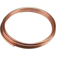 BRAND NEW Copper pipe tube, 4mm,5mm,6mm,8mm,10mm. You choose length. UK SELLER